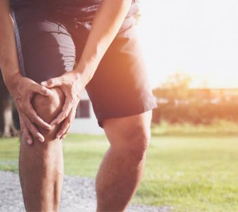 Knee Pain Treatment in Kansas City