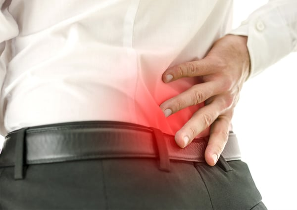 lower back pain management doctor shawnee
