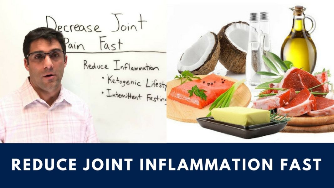 ketogenic diet joint pain