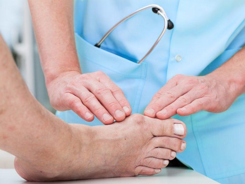 Ankle Pain Regenerateive Medicine