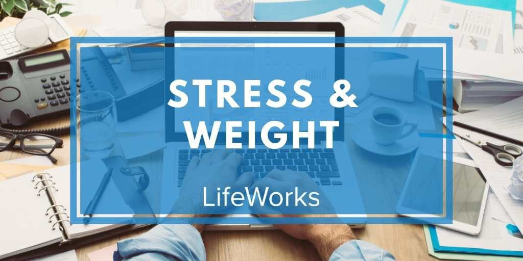 stress and weight