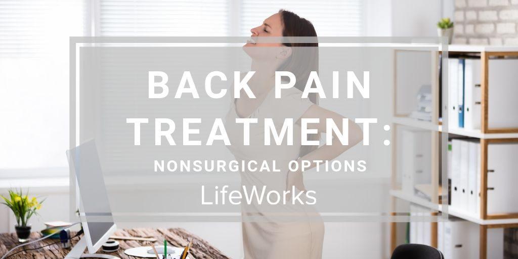 Back Pain Treatment Shawnee KS