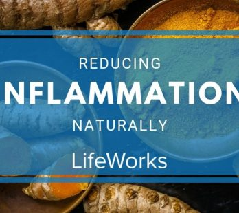 Reducing inflammation naturally