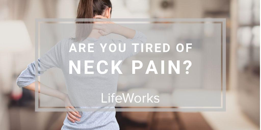 Neck Pain Relief Shawnee KS