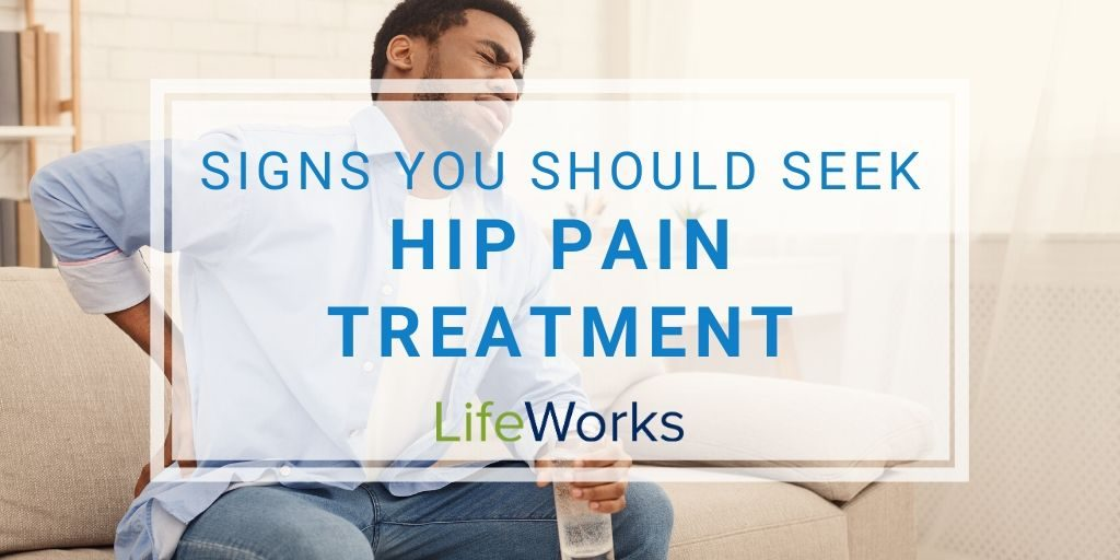 Hip Pain Treatment in Kansas City