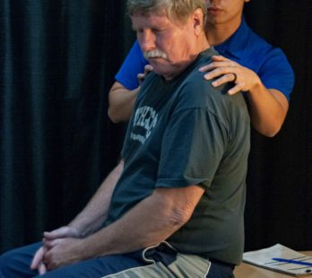 neck pain chiropractic